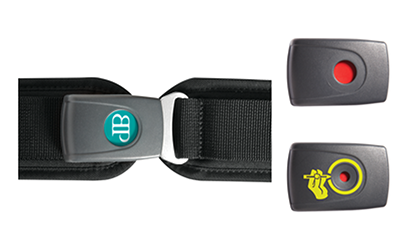 Replacement Seat Belts >> Bodypoint Secure Positioning 4-Point Padded Hip Belt for Wheelchair Users